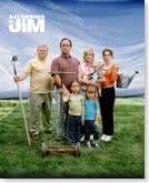 Постер из сериала: Как сказал Джим / According to Jim