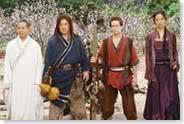 Кадр 1 из фильма: Запретное царство / The Forbidden Kingdom